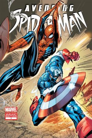 Avenging Spider-Man #1  (J. Scott Campbell Variant)
