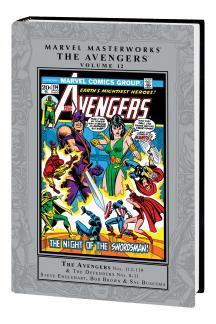 Marvel Masterworks: The Avengers (Hardcover)