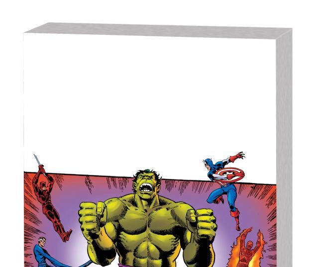 Essential Hulk Vol. 4 TBP (All-New Edition)