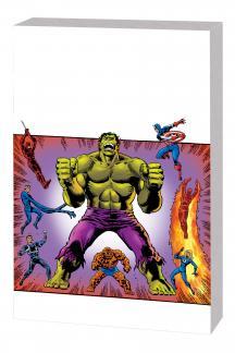 Essential Hulk Vol. 4 TBP (All-New Edition) (Trade Paperback)