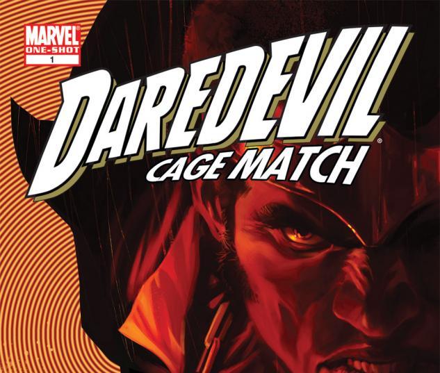 Daredevil: Cage Match (2010) #1