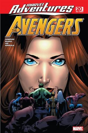 Marvel Adventures the Avengers (2006) #20