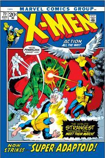Uncanny X-Men (1963) #77