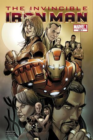 Invincible Iron Man #500.1