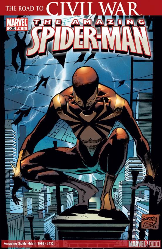 Amazing Spider-Man (1999) #530