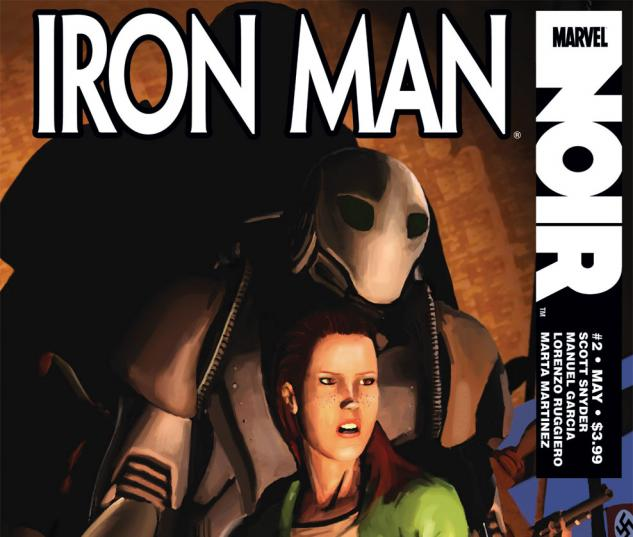 Iron Man Noir (2010) #2