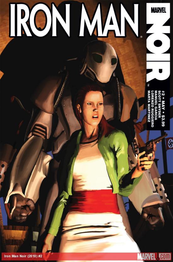 Iron Man Noir (2010) #2