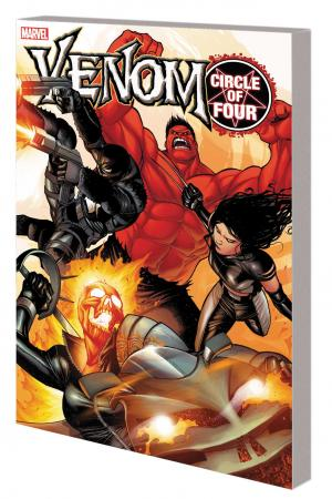 VENOM: CIRCLE OF FOUR TPB (Trade Paperback)