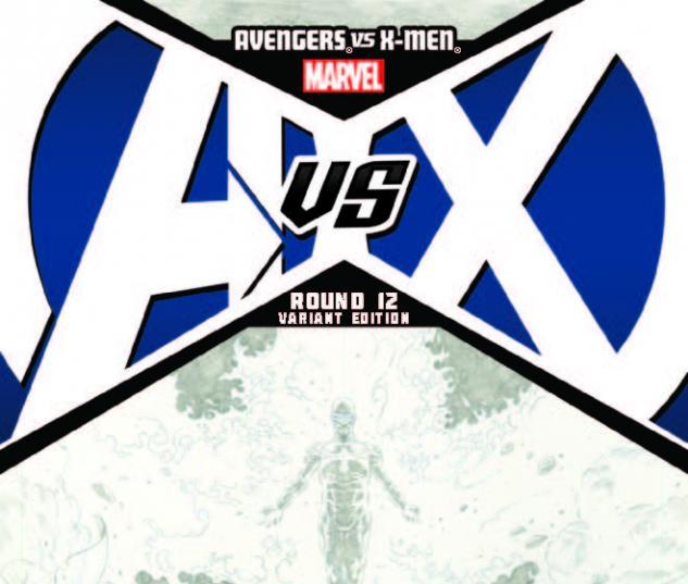 AVENGERS VS. X-MEN 12 OPENA SKETCH VARIANT (1 FOR 200, WITH DIGITAL CODE)