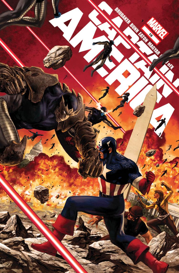 Captain America (2011) #16