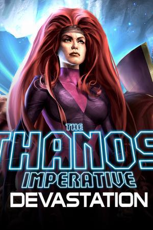 The Thanos Imperative: Devastation (2010)