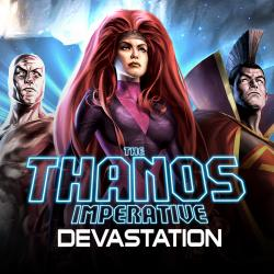 THE THANOS IMPERATIVE: DEVASTATION 1 (2010)