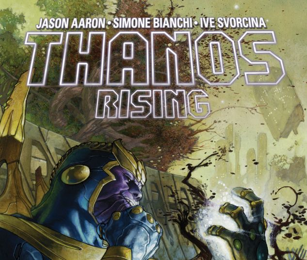 THANOS RISING 4 (NOW, WITH DIGITAL CODE)