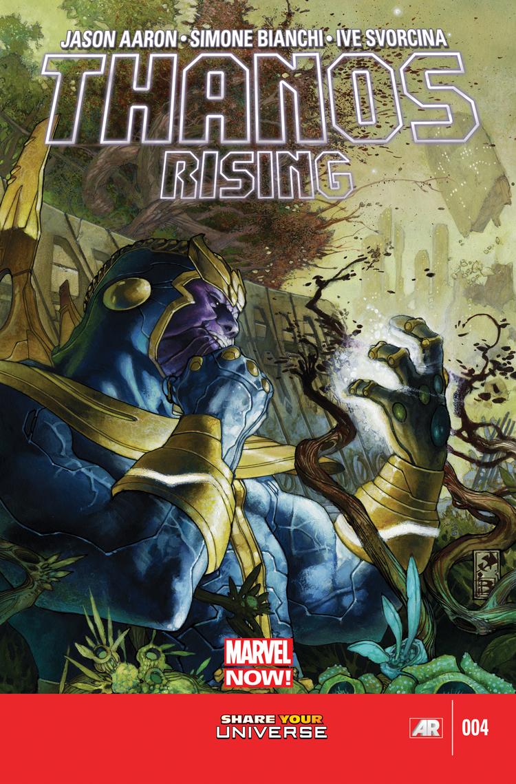 Thanos Rising (2013) #4