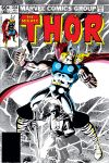 Thor (1966) #334 Cover