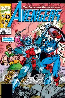Avengers (1963) #335