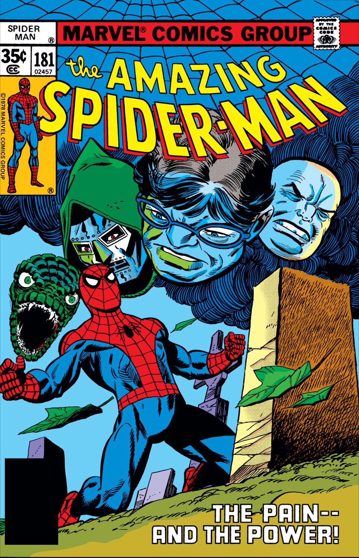 The Amazing Spider-Man (1963) #181