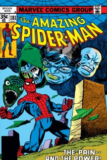 The Amazing Spider-Man (1963) #181