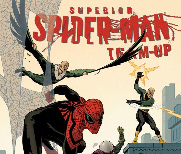 SUPERIOR SPIDER-MAN TEAM-UP 6 (WITH DIGITAL CODE)