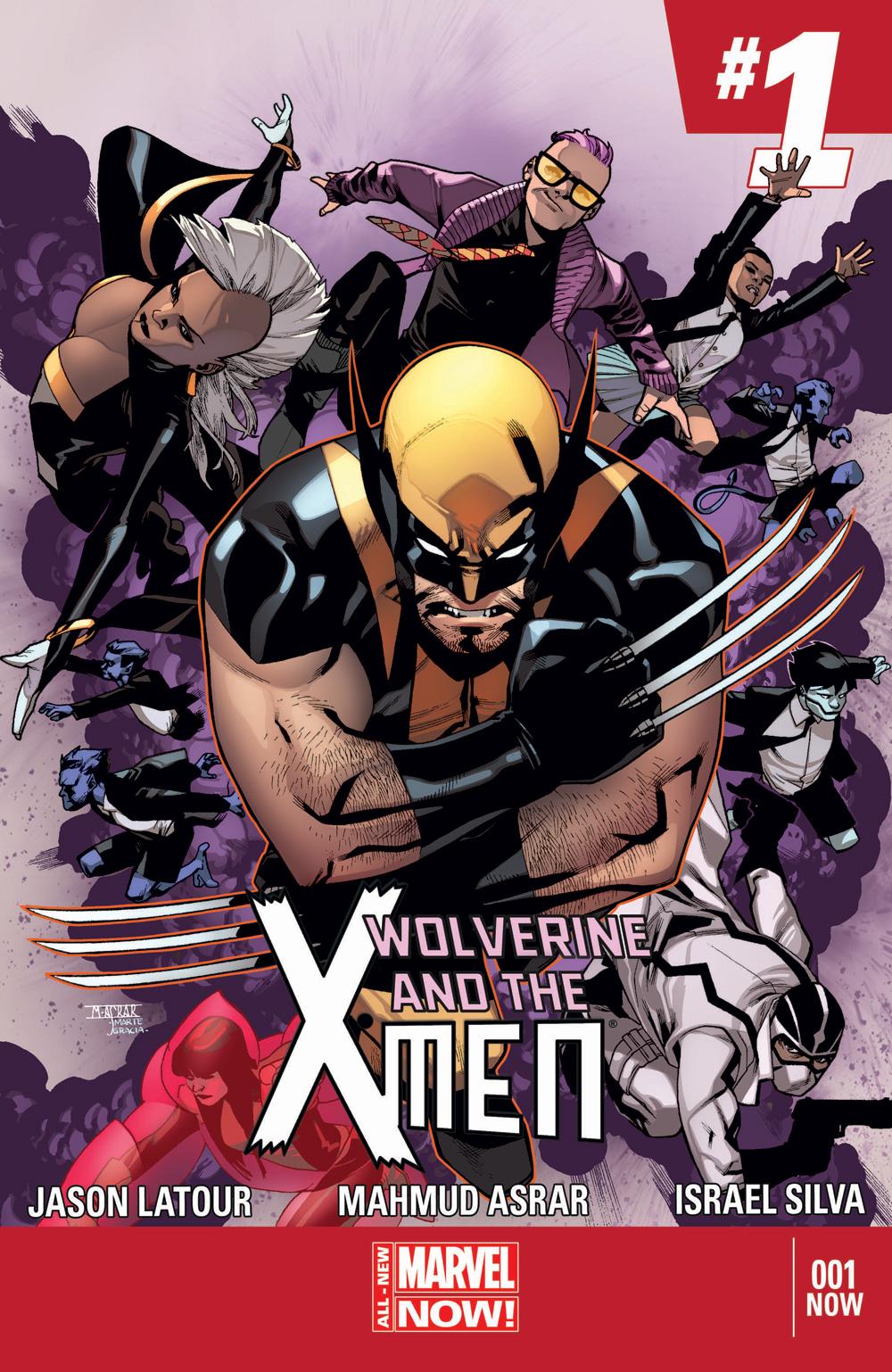 Wolverine & the X-Men (2014) #1