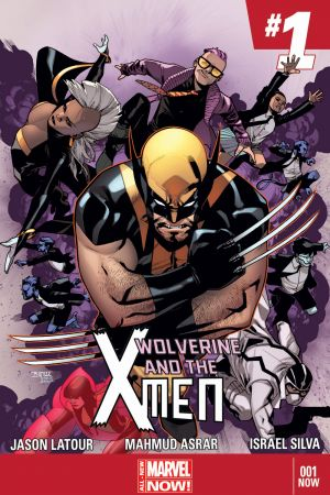 Wolverine & the X-Men #1