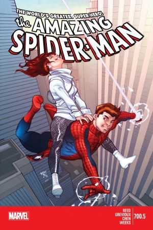 Amazing Spider-Man (1999) #700.5
