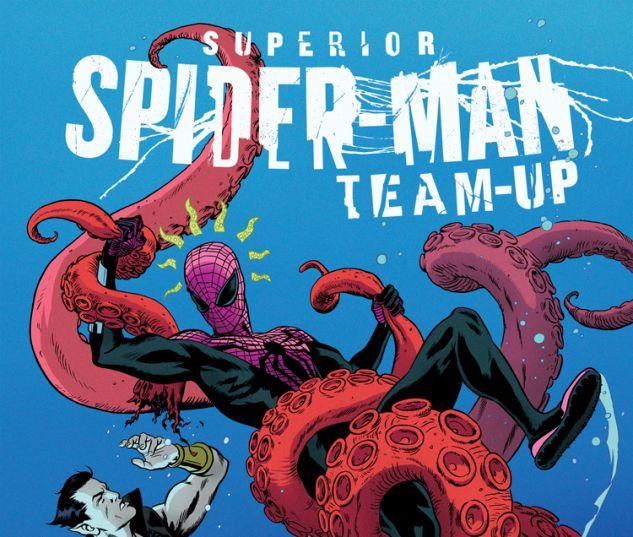SUPERIOR SPIDER-MAN TEAM-UP 8 (WITH DIGITAL CODE)