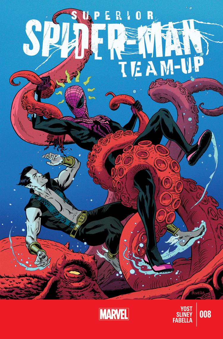 Superior Spider-Man Team-Up (2013) #8