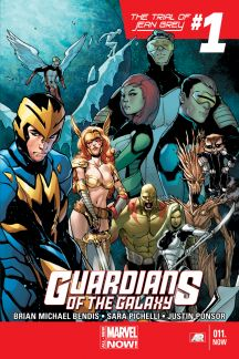 Guardians of the Galaxy (2013) #11