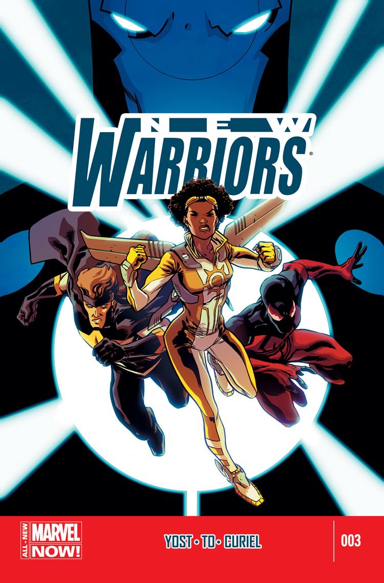 New Warriors (2014) #3