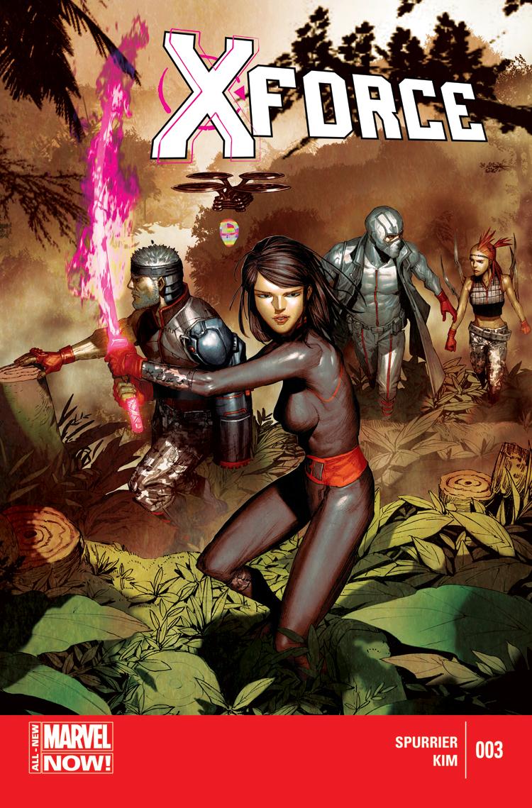 X-Force (2014) #3