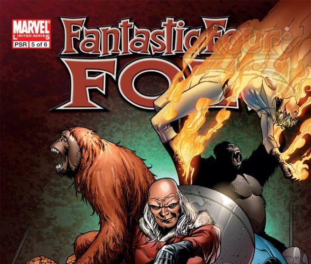 Fantastic Four: Foes #5