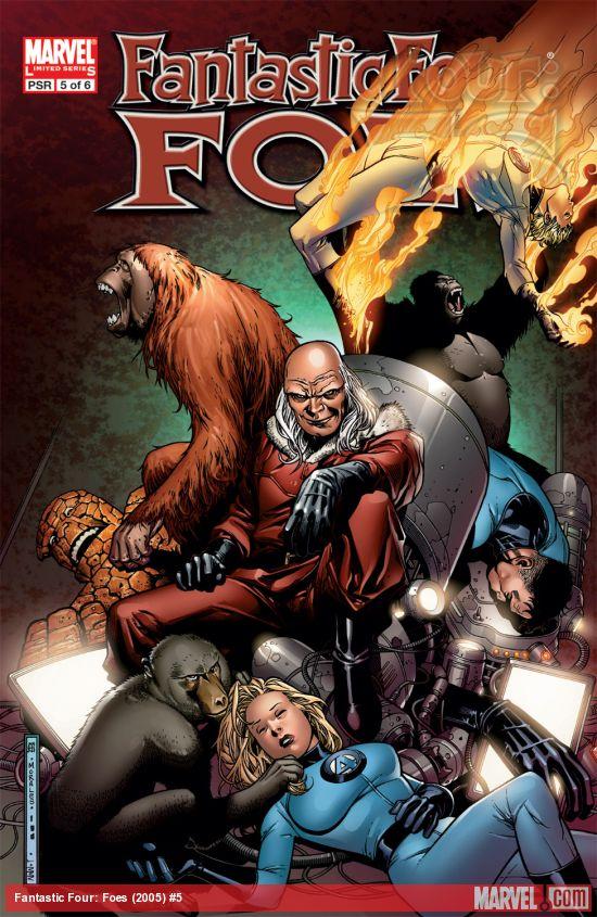 Fantastic Four: Foes (2005) #5