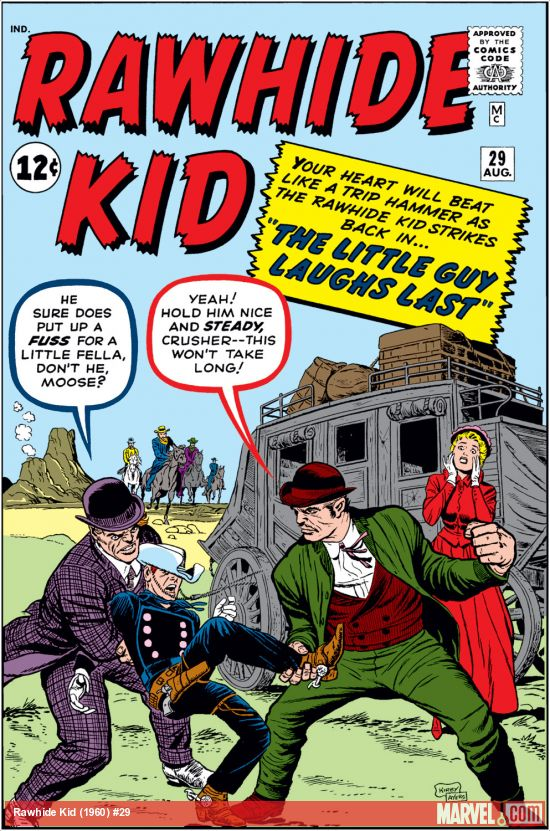 Rawhide Kid (1955) #29
