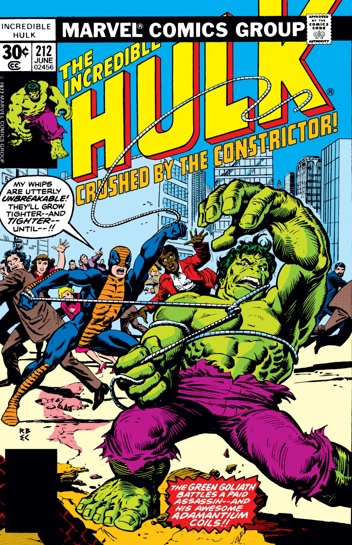 Incredible Hulk (1962) #212