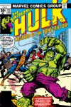 Incredible Hulk (1962) #212 Cover