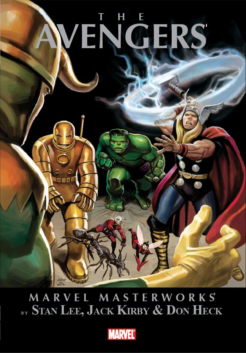 Marvel Masterworks: The Avengers Vol. 1 (2009)