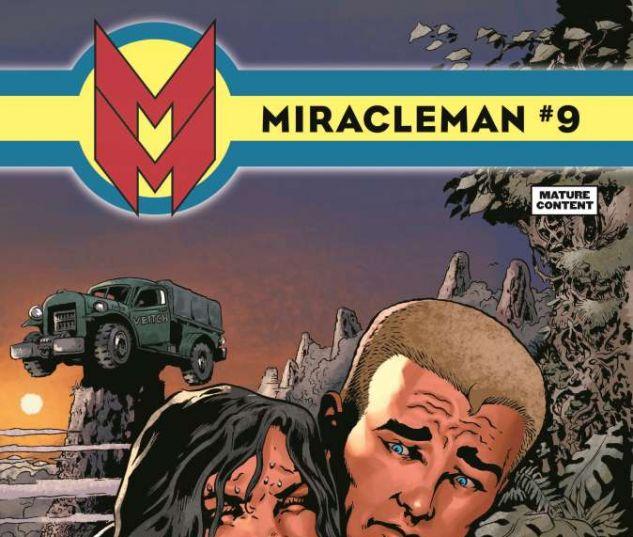 MIRACLEMAN 9 (POLYBAGGED)