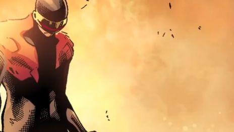 Marvel AR: Xavier Memorial