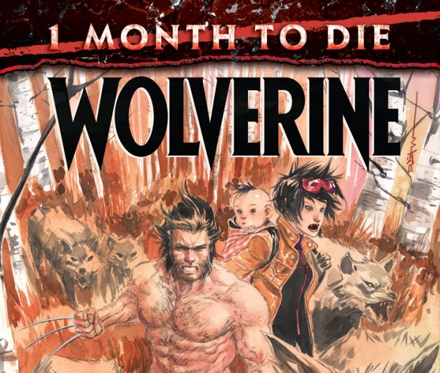 WOLVERINE ANNUAL 1 (ANMN, WITH DIGITAL CODE)