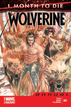 Wolverine Annual (2014) #1