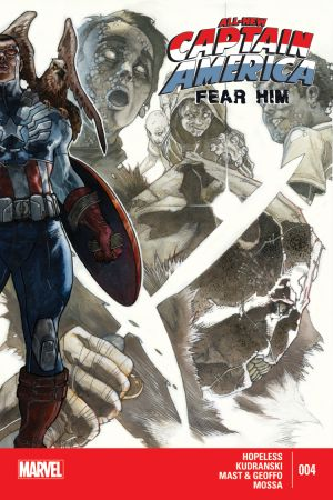 All-New Captain America: Fear Him #4