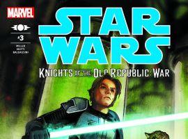 Star Wars: Knights Of The Old Republic - War (2012) #3