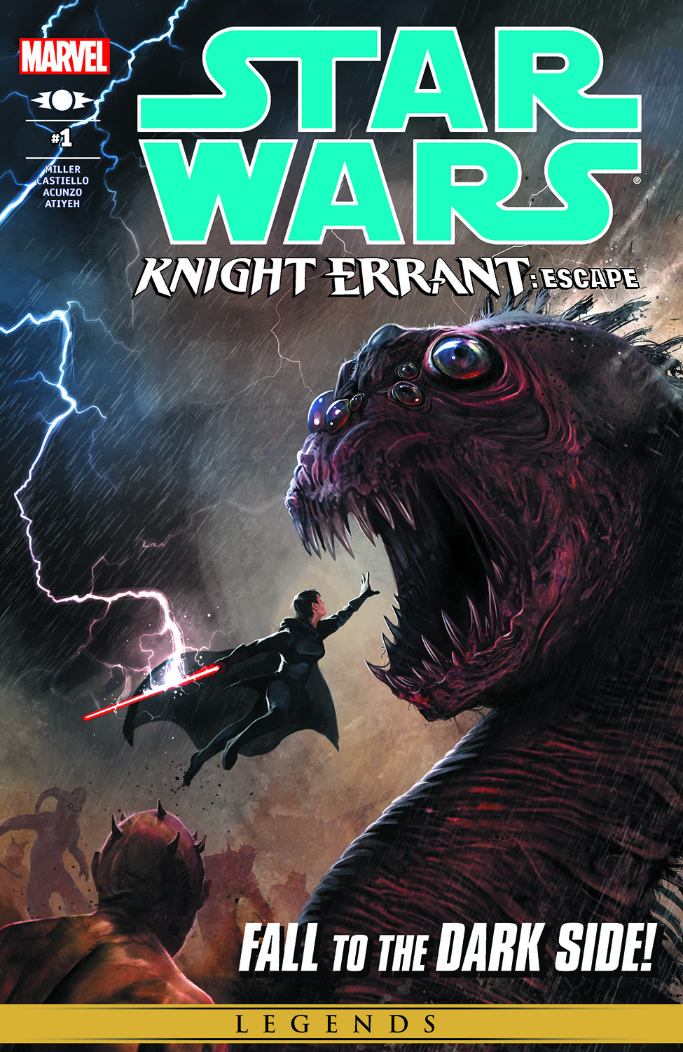Star Wars: Knight Errant - Escape (2012) #1