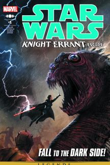 Star Wars: Knight Errant - Escape #1
