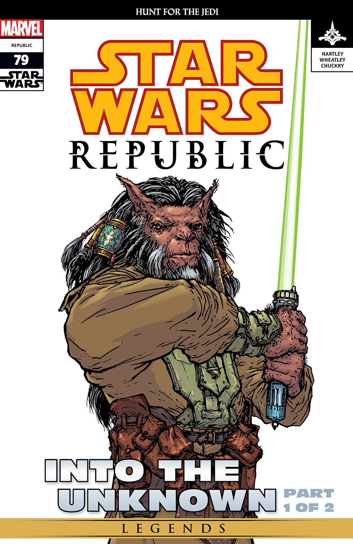 Star Wars: Republic (2002) #79