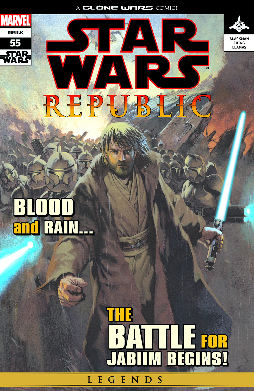 Star Wars: Republic (2002) #55
