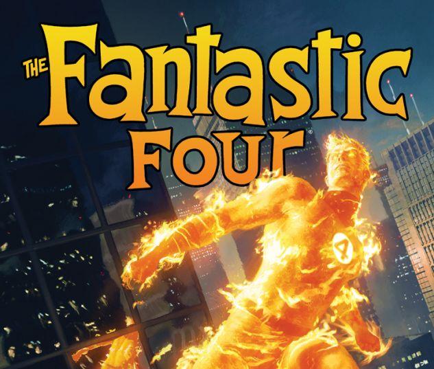 FANTASTIC FOUR 645 KOMARCK SPOTLIGHT VARIANT (WITH DIGITAL CODE)