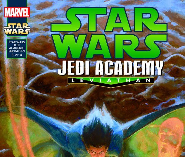 Star Wars: Jedi Academy - Leviathan (1998) #3