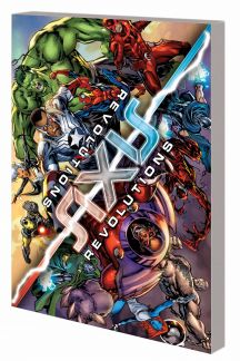 Axis: Revolutions (Trade Paperback)